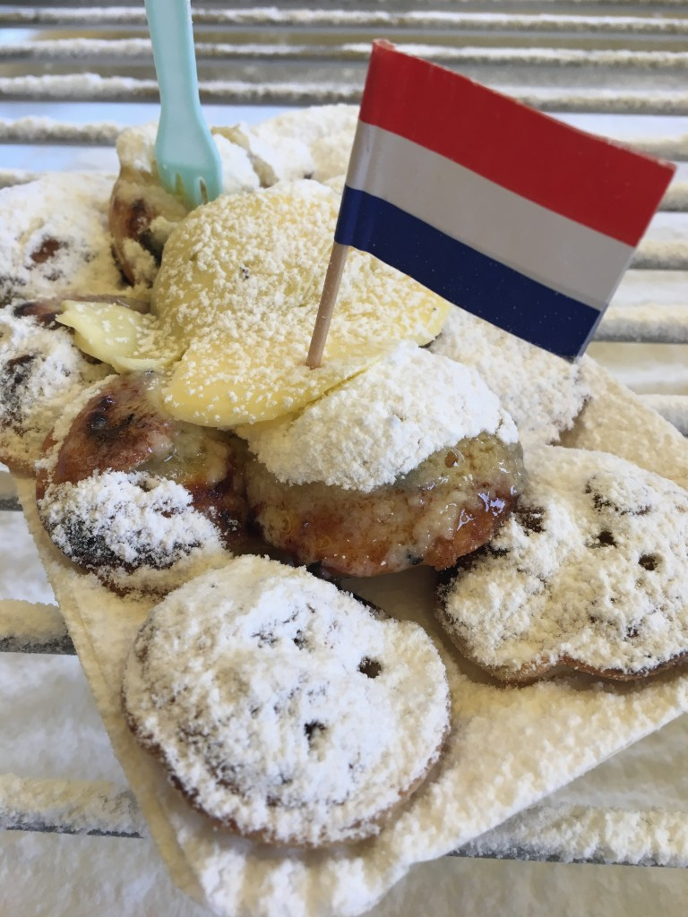 hollandse poffertjes